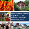 Thumbnail image for 4th International Critical Dietetics Conference