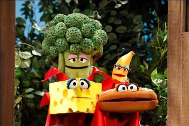Post image for Healthy Muppets Move to Sesame Street