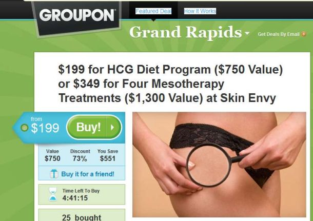 Post image for Beware of What You Groupon!