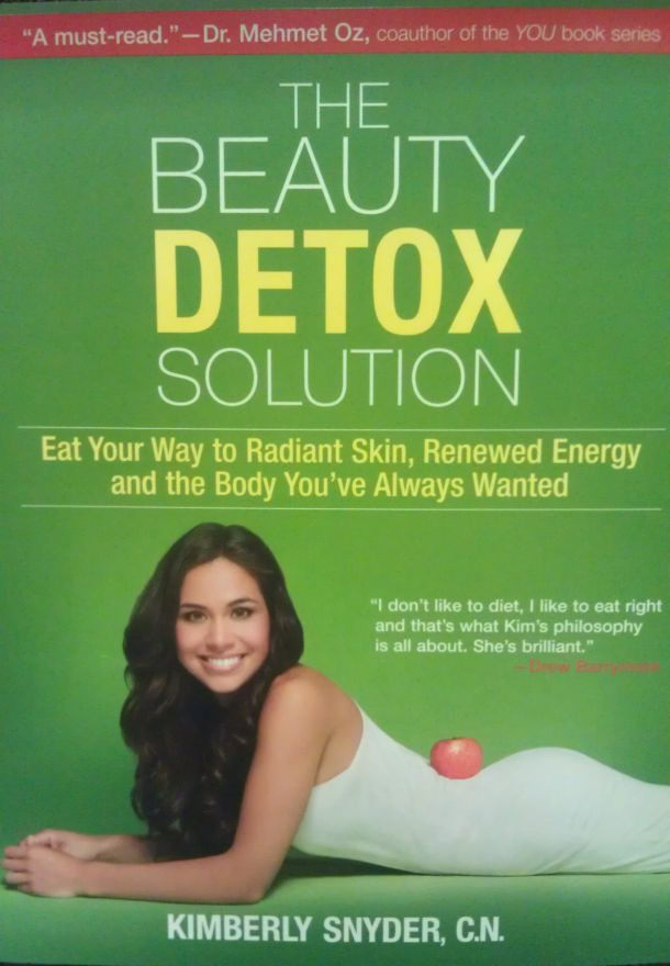 Post image for The Beauty Detox Solution:  Bat-S*** Crazy