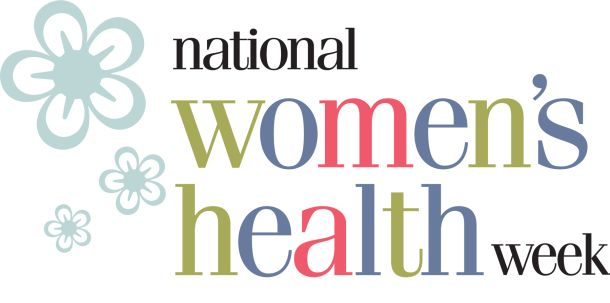 "Post image for National Women's Health Week:  ""It's Your Time."""