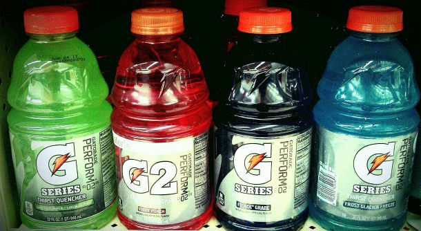 Post image for To Gatorade or Not to Gatorade?