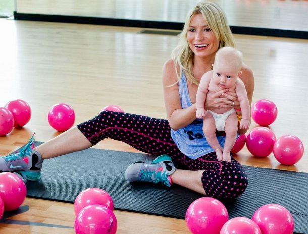 Post image for Tracy Anderson on Pregnancy
