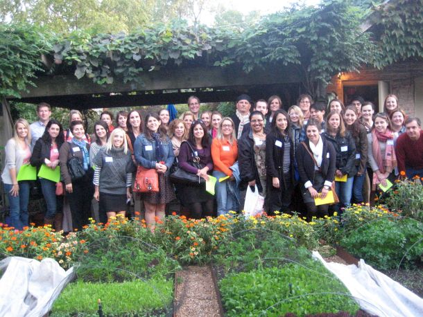 Post image for Rick Bayless Garden Tour:  Fall Edition