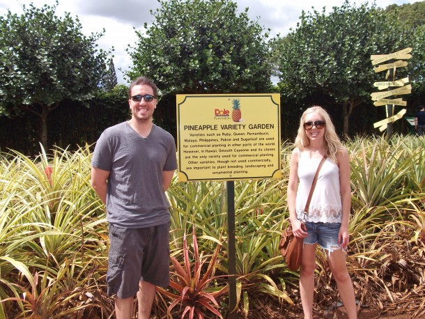 Post image for Oahu's Dole Plantation