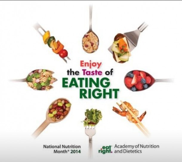 Post image for Enjoy the Taste of Eating Right!
